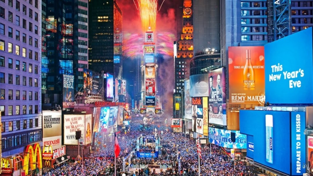 New Year 2020 Times Square Times Square New Year's Event